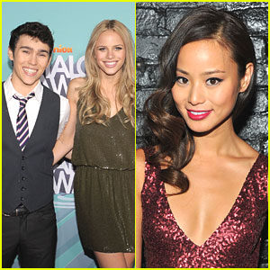 Jamie Chung & Halston Sage: 'Believe', 'Crisis' Picked Up by NBC