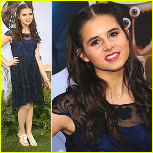 Carly Rose Sonenclar: 'Epic' Premiere Pretty