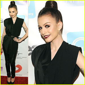 Cher Lloyd: NARM Music Biz Awards Dinner 2013