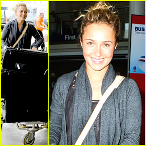 Hayden Panettiere: Teen Choice Awards Nominee!