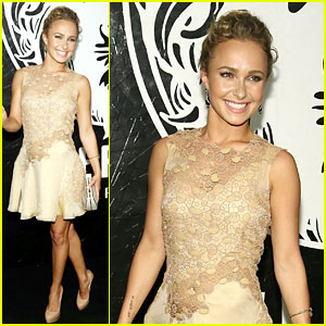 Hayden Panettiere: Versus Versace Launch Party