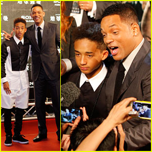 Jaden Smith: 'After Earth' Taiwan Fan Event!