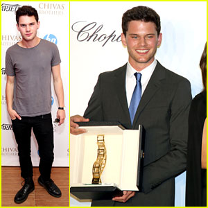 Jeremy Irvine: Chopard Award Winner!