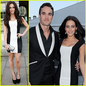 Jessica Lowndes: F&F Showcase with Thom Evans!