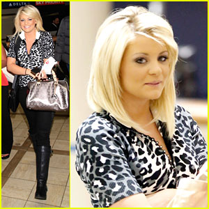 Lauren Alaina: LAX Lady