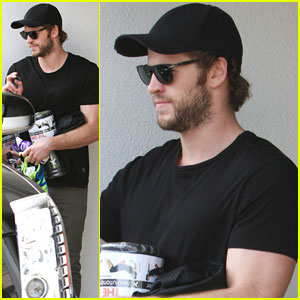 Liam Hemsworth Hits the Gym Following Miley Cyrus Intervention Rumors