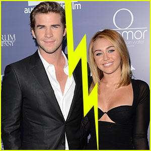 Miley Cyrus & Liam Hemsworth Break Up?