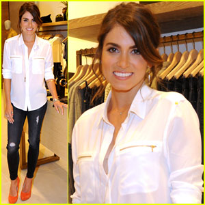 Nikki Reed: 7 For All Mankind Orlando Jewelry Launch