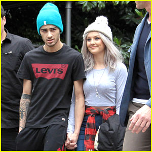 Zayn Malik &#038; Perrie Edwards Hold Hands in Verona, Italy