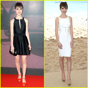 Sami Gayle: 'The Congress' Photo Call at Cannes 2013