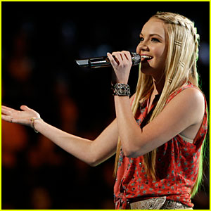 'The Voice' Top 10: Danielle Bradbery Performs - Watch Now!