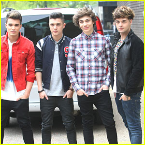 Union J Perform 'Carry You' on Daybreak