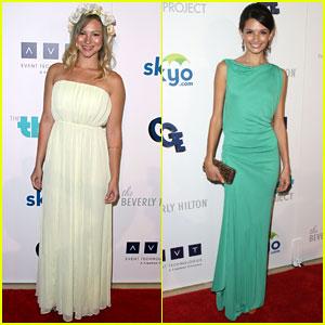 Allie Gonino & Alice Greczyn: Thirst Gala Girls!