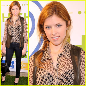 Anna Kendrick: High Line Summer Party