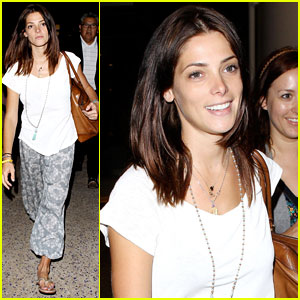 Ashley Greene: Back in Los Angeles After Bali Trip