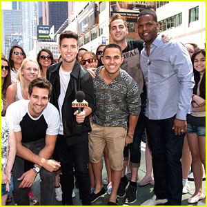 Big Time Rush: Extra, Extra! in NYC