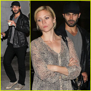 brittany snow amp tyler hoechlin comedy date night