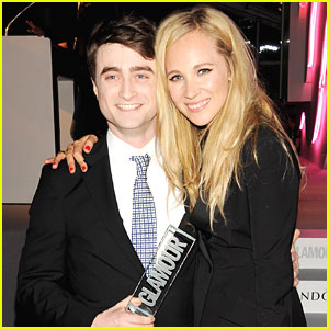 Juno Temple: Daniel Radcliffe is Man of the Year!