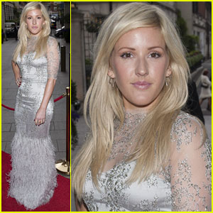 Ellie Goulding: South Pole Allied Challenge Gala
