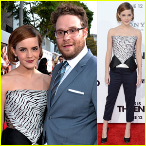 Emma Watson: 'This Is the End' Premiere