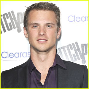 Freddie Stroma Joins 'The Visitors'