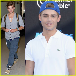 Garrett Clayton: 'Monsters University' Premiere