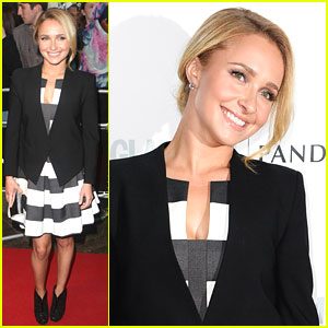 Hayden Panettiere: Glamour Women of the Year Awards 2013