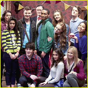 'House of Anubis: Touchstone of Ra' Pics & Clip -- Watch Now!