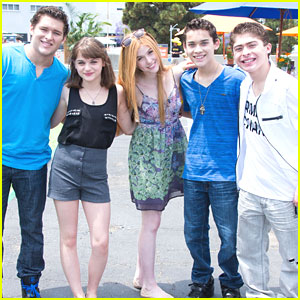 Joey King: Just Jared's Summer Kickoff Party Presented By McDonald's
