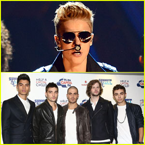 Justin Bieber Will Appear on The Wanted's Next Album