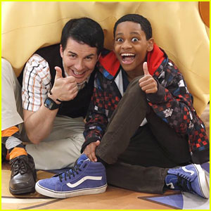 Tyrel Jackson Williams Enters a Parellel Universe on 'Lab Rats'