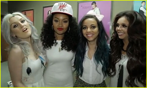 Little Mix: 'DNA' Diaries Recap (Exclusive Video!)