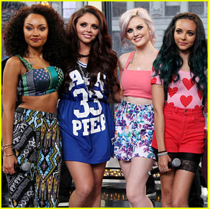 Little Mix: 'Wings' Performance on GMA - Watch Now!