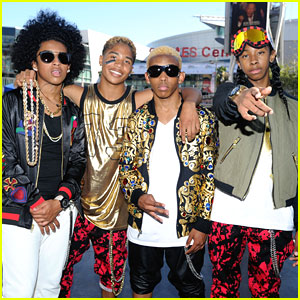 Mindless Behavior: BET Experience 2013!