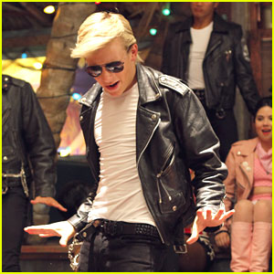 Ross Lynch is 'Cruisin' For A Bruisin' -- Watch Now!