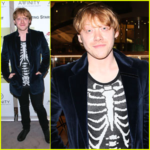 Rupert Grint: Affinity Real Estate Shooting Stars Benefit Dinner