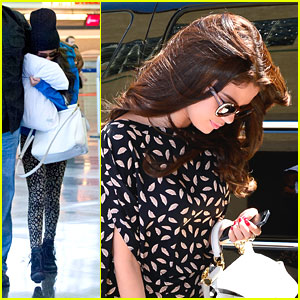 Selena Gomez: SoHo Shopper