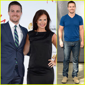 Stephen Amell: Monte Carlo TV Festival Photo Call