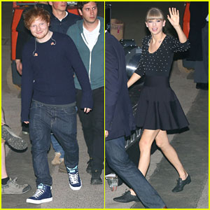 Taylor Swift & Ed Sheeran: 'Everything Has Changed' on 'Britain's Got Talent' - Watch Now!