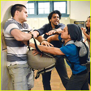 Jake T. Austin: Fight on 'The Fosters'