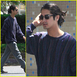 Avan Jogia: Sherman Oaks Errands