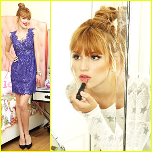 Bella Thorne: Vera Wang Pink Princess Perfume Obsessed