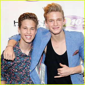 Cody Simpson & Ryan Beatty: Q102 Performance Pics!