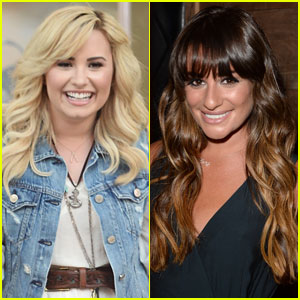 Demi Lovato: I'm Praying So Hard for Lea Michele