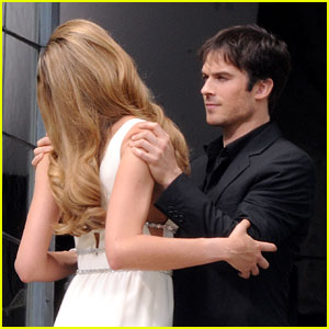 Ian Somerhalder: Azzaro Perfume Shoot in Italy!