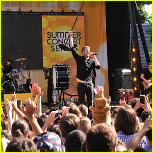 Imagine Dragons: GMA Concert Series!