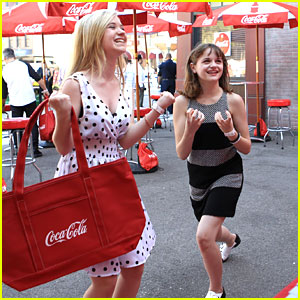 Joey King & Sierra McCormick: Power of Youth 2013