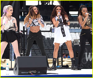 Little Mix: Access All Eirias & Ponty's Big Weekend Performance Pics!