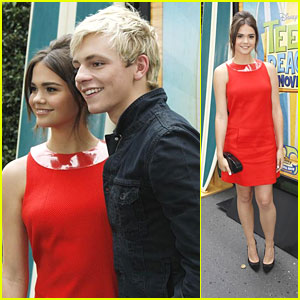 Teen Beach Movie' Cast Screening | Maia Mitchell, Ross Lynch, Teen
