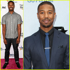 Michael B. Jordan: BET Awards 2013